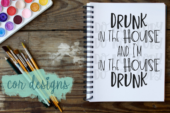 Download Drunk in the House