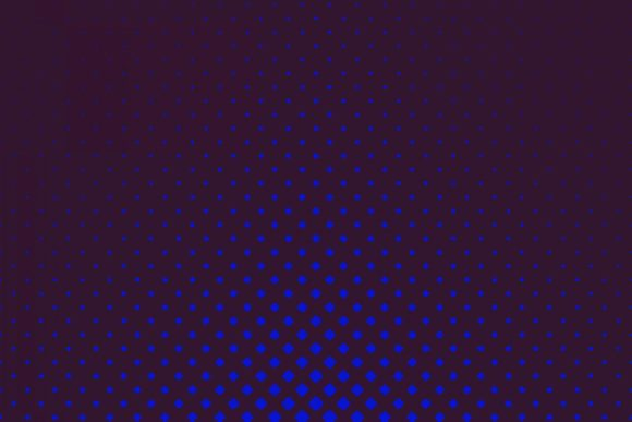Halftone Square Pattern Graphic By Davidzydd Creative Fabrica