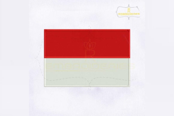 Download Free Indonesia Flag Creative Fabrica for Cricut Explore, Silhouette and other cutting machines.