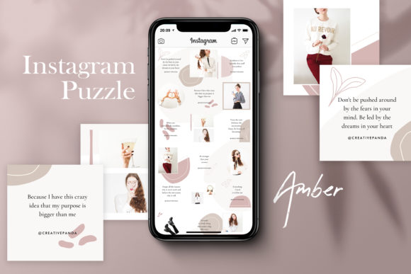 Download Free 90 Instagram Story Highlight Covers Graphic By Creativepanda for Cricut Explore, Silhouette and other cutting machines.