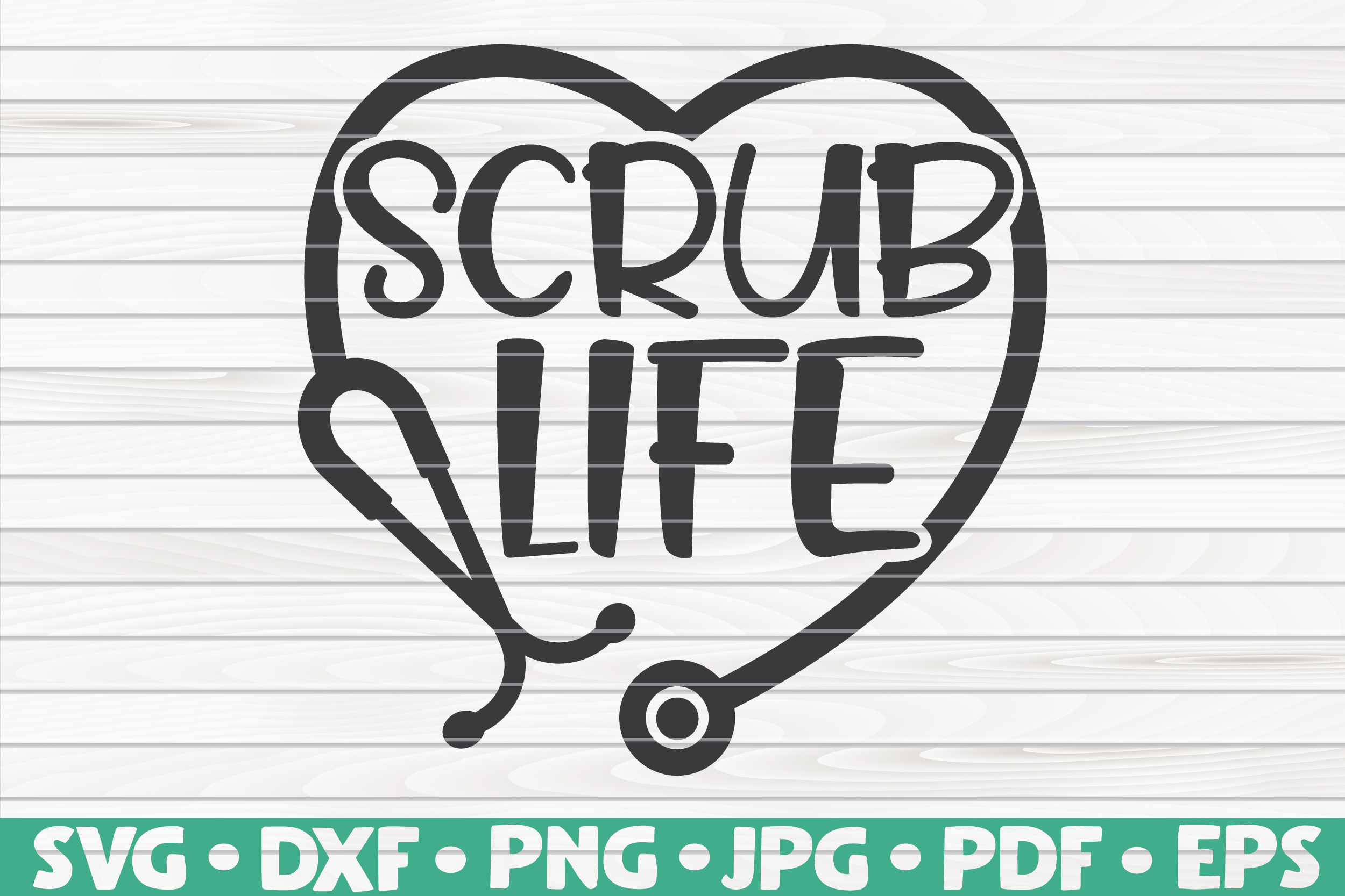 Download Free Scrub Life Graphic By Mihaibadea95 Creative Fabrica for Cricut Explore, Silhouette and other cutting machines.