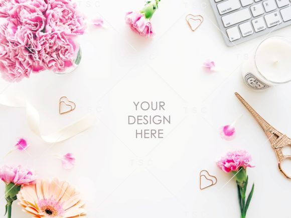 Styled Desktop Stock Photo Graphic Arts & Entertainment By thesundaychic
