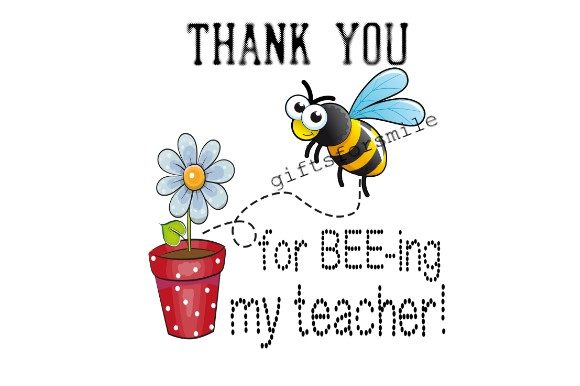 Teacher Appreciation Sublimation Graphic Print Templates By aarcee0027