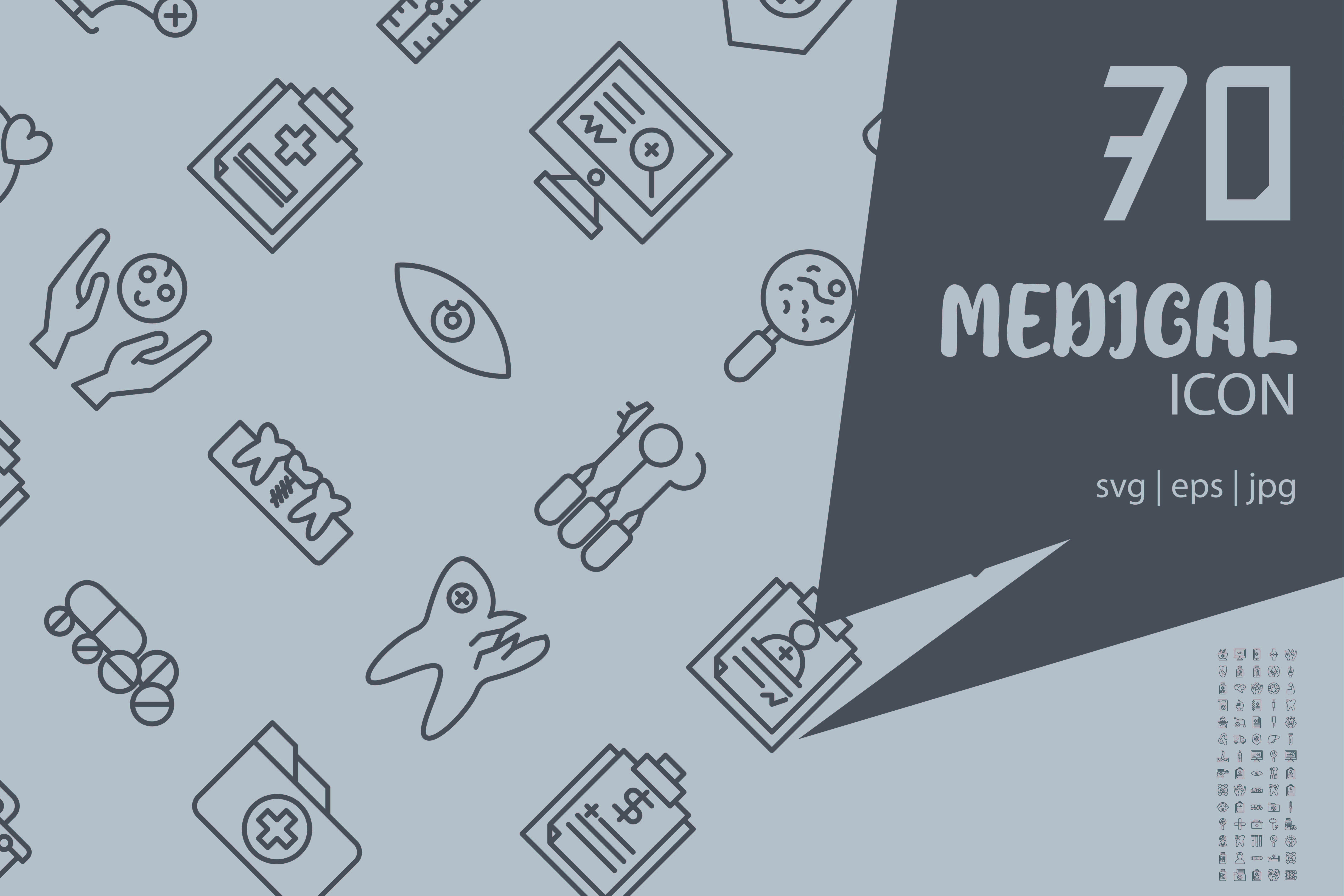 Download Free Medical Graphic By Astuti Julia92 Creative Fabrica for Cricut Explore, Silhouette and other cutting machines.