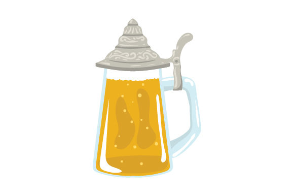 Download Free Beer Stein Svg Cut File By Creative Fabrica Crafts Creative for Cricut Explore, Silhouette and other cutting machines.