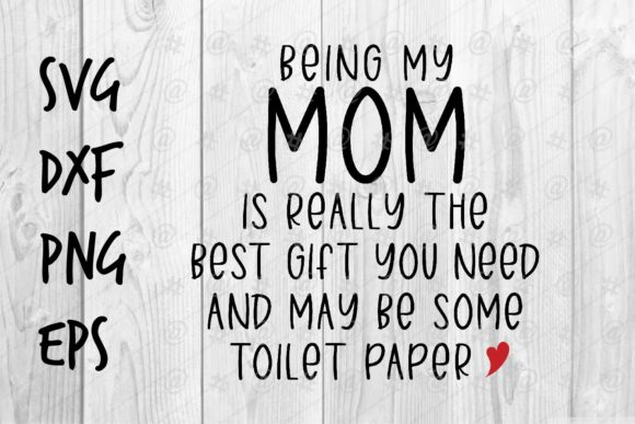 Download Free Being A Mom Graphic By Spoonyprint Creative Fabrica for Cricut Explore, Silhouette and other cutting machines.