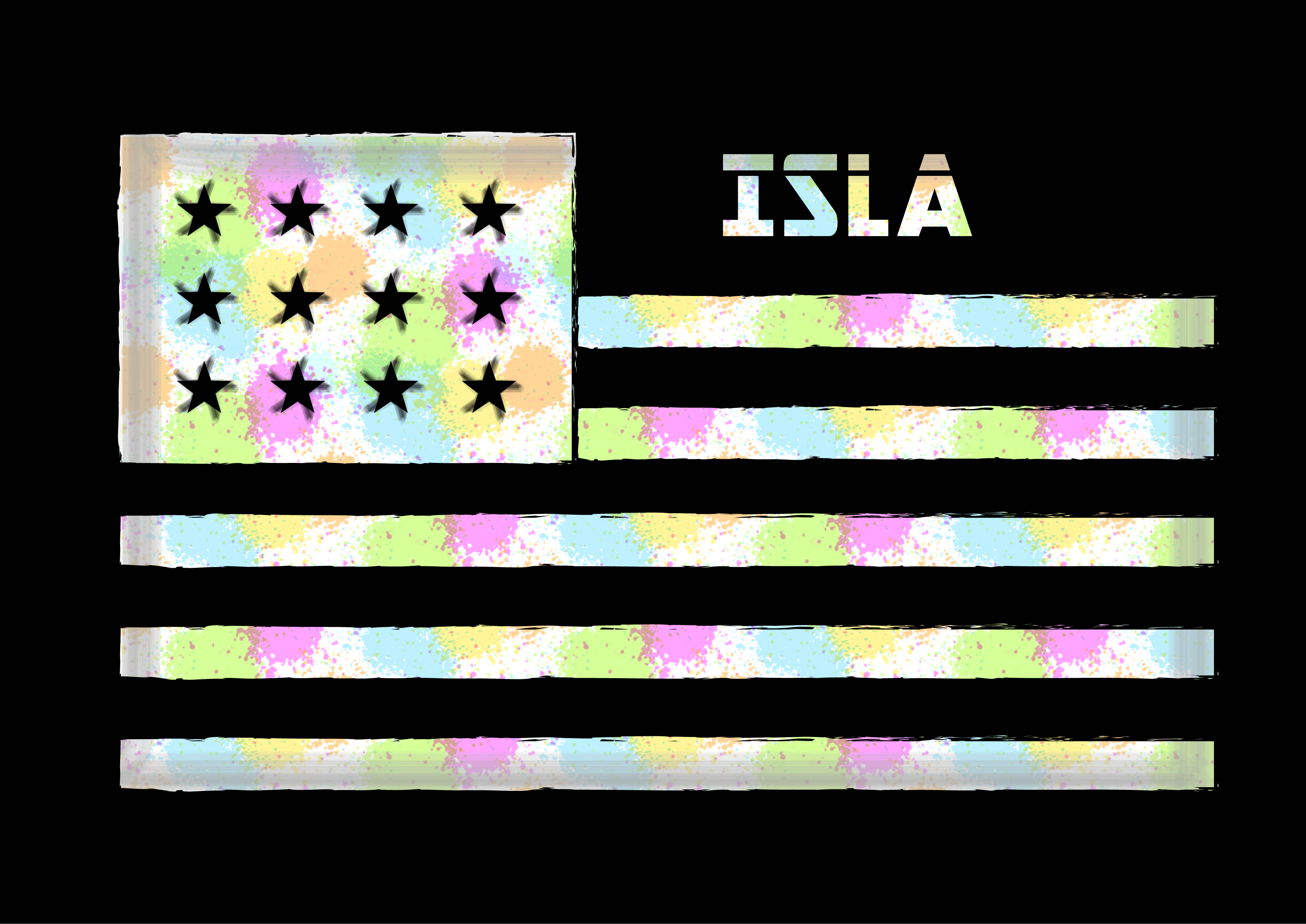 Download Free Isla Graphic By Shirtgraphic Creative Fabrica for Cricut Explore, Silhouette and other cutting machines.