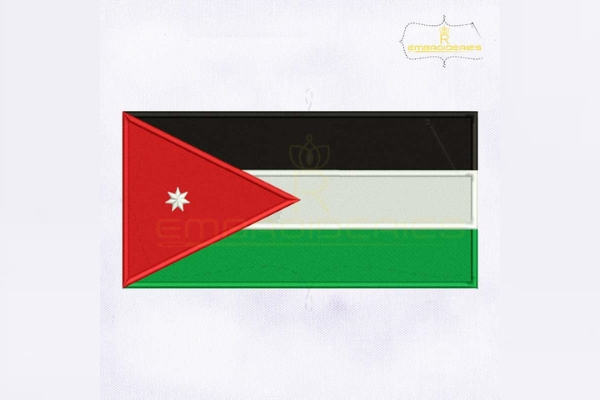 Download Free Jordan Flag Creative Fabrica for Cricut Explore, Silhouette and other cutting machines.
