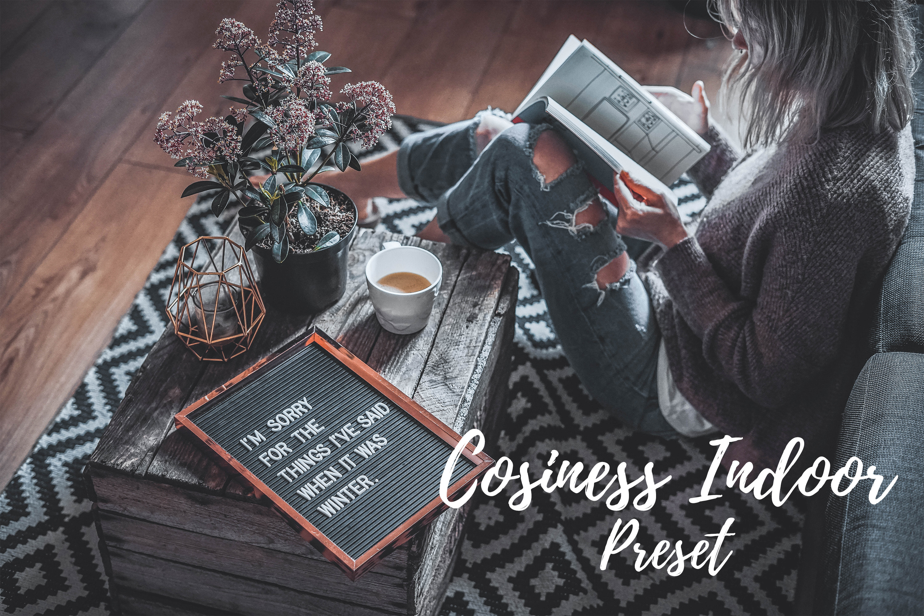 Download Free Lightroom Preset Cosiness Indoor Graphic By Mybeautifulfiles for Cricut Explore, Silhouette and other cutting machines.