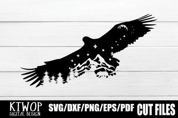 Print on Demand: Nature X Animal Series 2020 Hawk Graphic Crafts By KtwoP