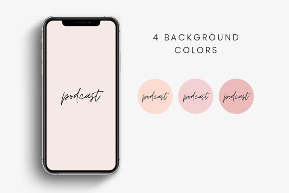 Pink And Peach Ig Story Highlight Icons Graphic By Stylishdesign