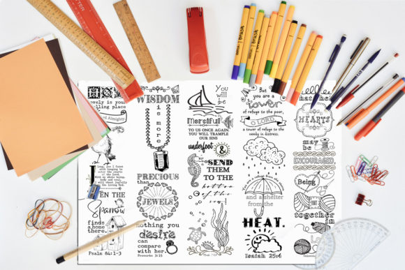 Download Free Printable A5 Colouring Page Graphic By Words Count Designs for Cricut Explore, Silhouette and other cutting machines.