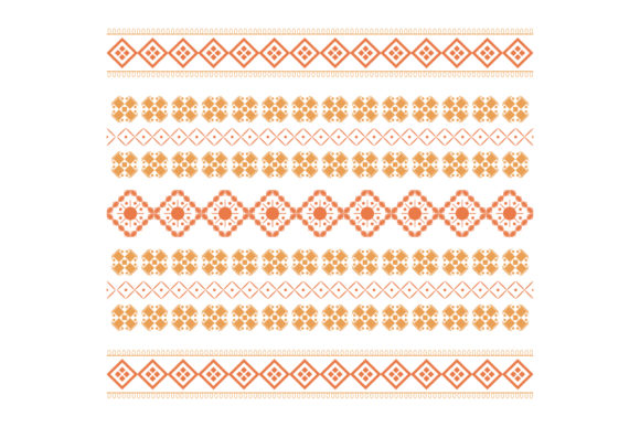 Download Free Simple Wall Paper Embroidery Design Graphic By Stockfloral for Cricut Explore, Silhouette and other cutting machines.