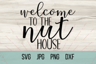 Print on Demand: Welcome to the Nut House Graphic Crafts By Talia Smith