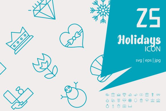 Download Free Holidays Graphic By Astuti Julia92 Creative Fabrica for Cricut Explore, Silhouette and other cutting machines.