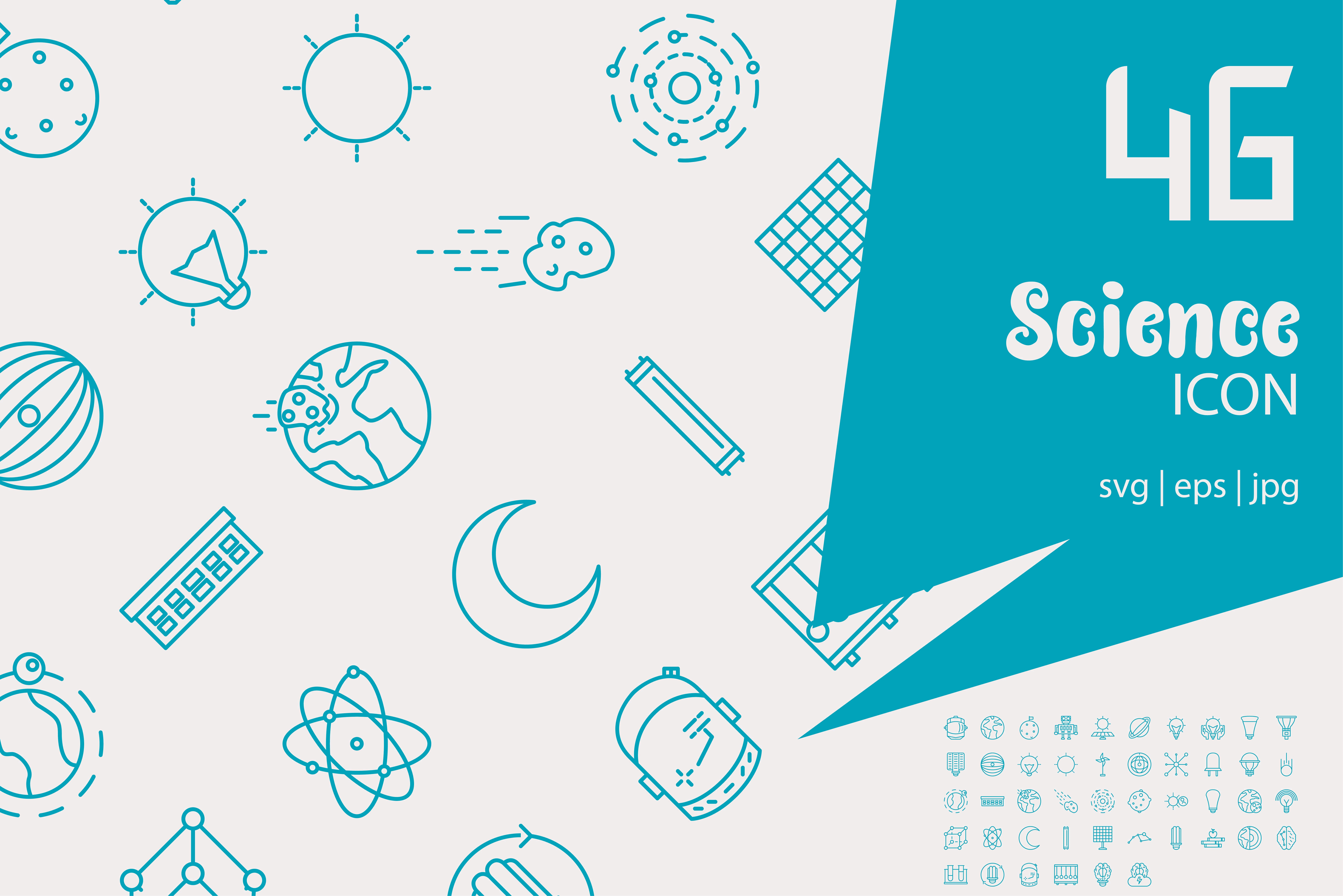 Download Free Science Graphic By Astuti Julia93 Gmail Com Creative Fabrica for Cricut Explore, Silhouette and other cutting machines.