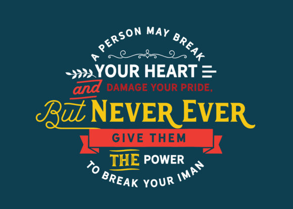 Download Free A Person May Break Your Heart And Damage Graphic By Baraeiji for Cricut Explore, Silhouette and other cutting machines.