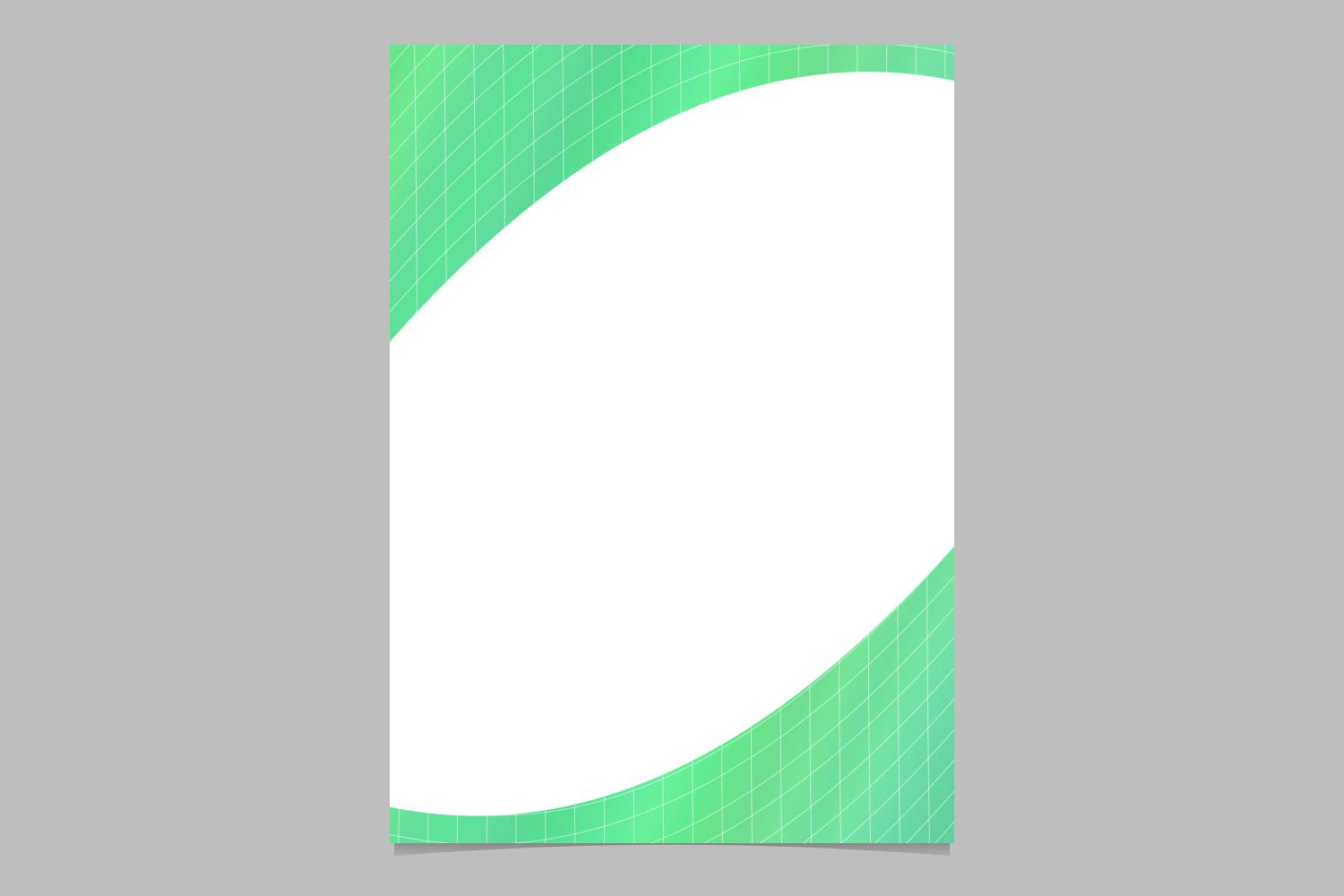 Download Free Abstract Curved Grid Page Background Graphic By Davidzydd for Cricut Explore, Silhouette and other cutting machines.