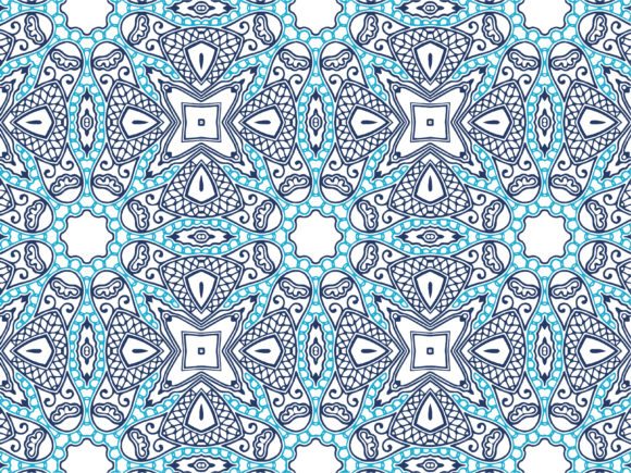 Download Free Abstract Pattern Background Textile Graphic By Vectorceratops for Cricut Explore, Silhouette and other cutting machines.