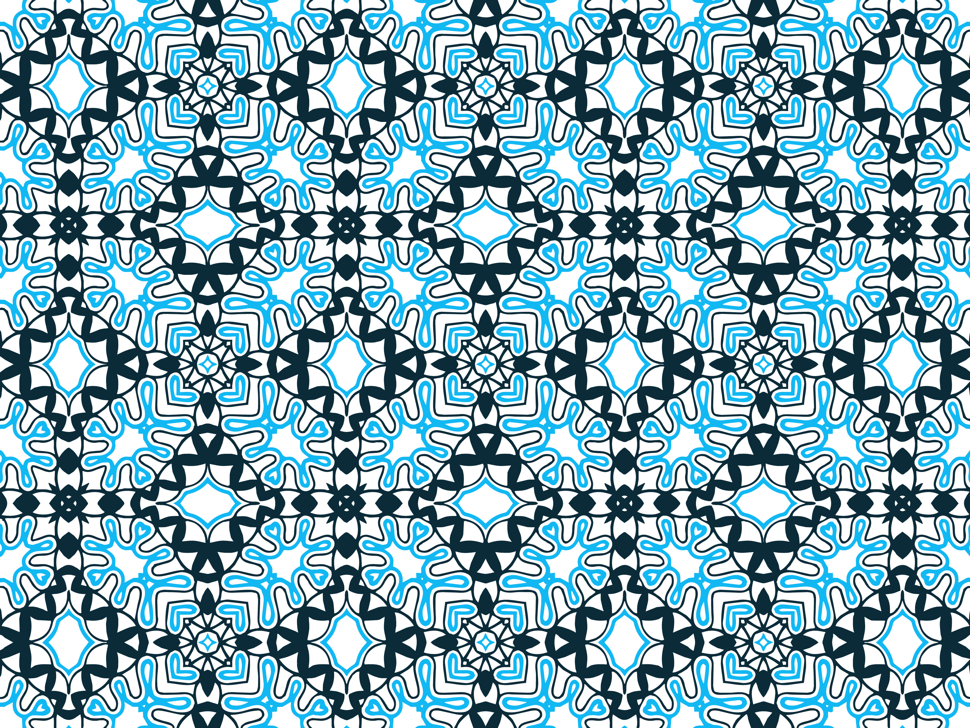 Download Free Abstract Pattern Vector Artistic Design Graphic By for Cricut Explore, Silhouette and other cutting machines.