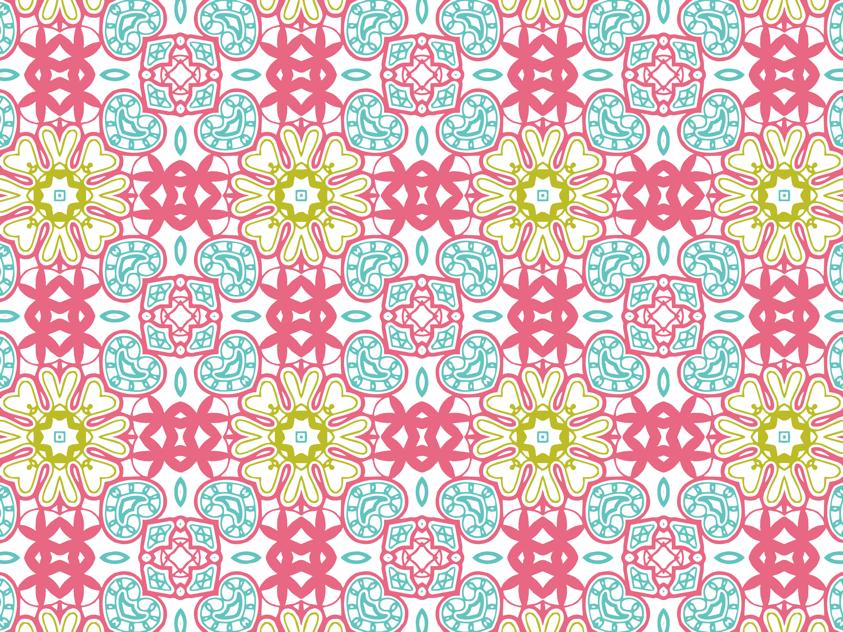 Download Free Abstract Pattern Vector Ornament Design Graphic By for Cricut Explore, Silhouette and other cutting machines.