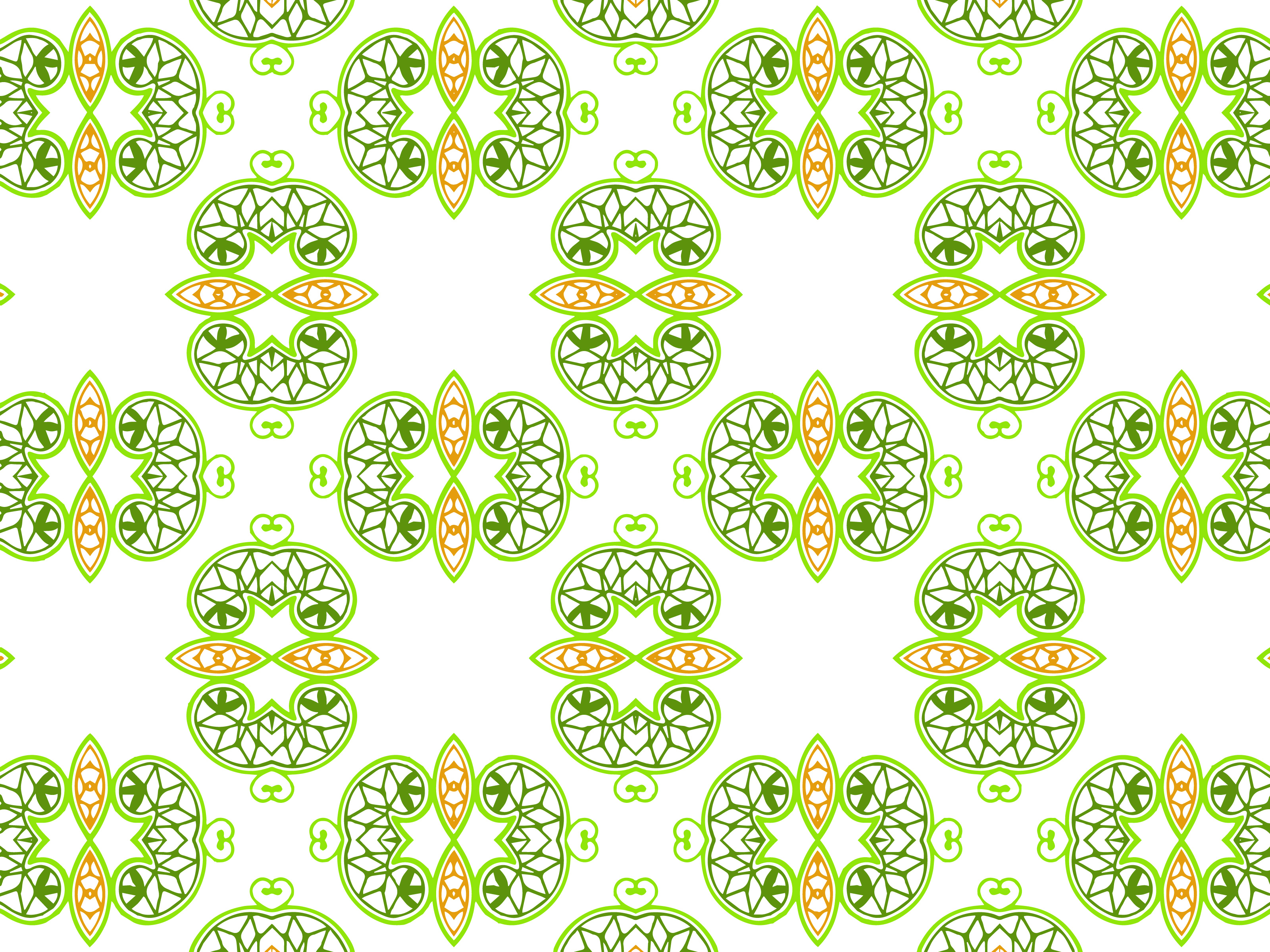 Download Free Abstract Pattern Vector Ornament Design Graphic By SVG Cut Files