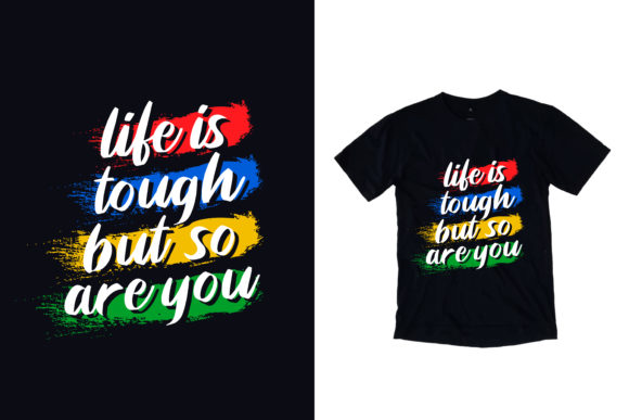 Download Free Black T Shirt My Mind Is My Weapon Quote Graphic By Yazriltri for Cricut Explore, Silhouette and other cutting machines.