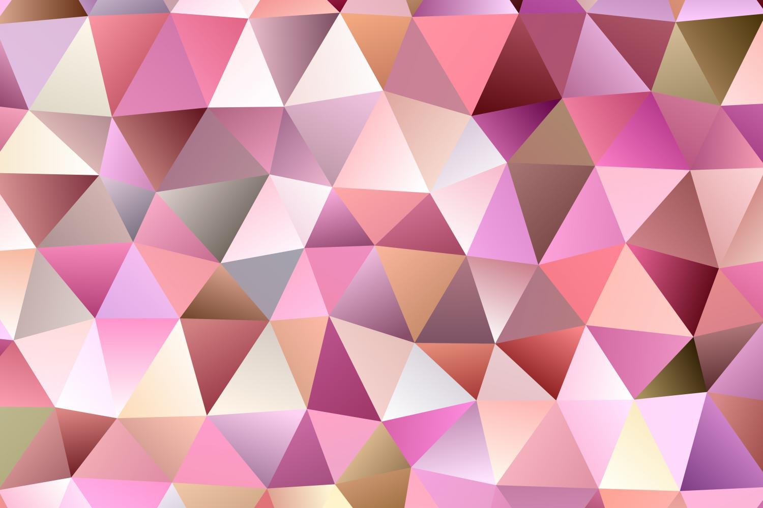 Download Free Chaotic Triangle Background Graphic By Davidzydd Creative Fabrica for Cricut Explore, Silhouette and other cutting machines.