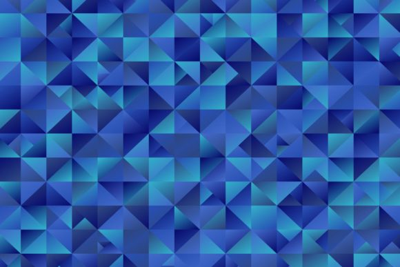 Gradient Abstract Triangle Background Graphic Backgrounds By davidzydd