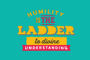 Print on Demand: Humility is the Ladder to Divine Graphic Illustrations By baraeiji