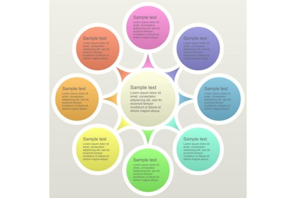 Infographics Template Design Graphic Infographics By davidzydd