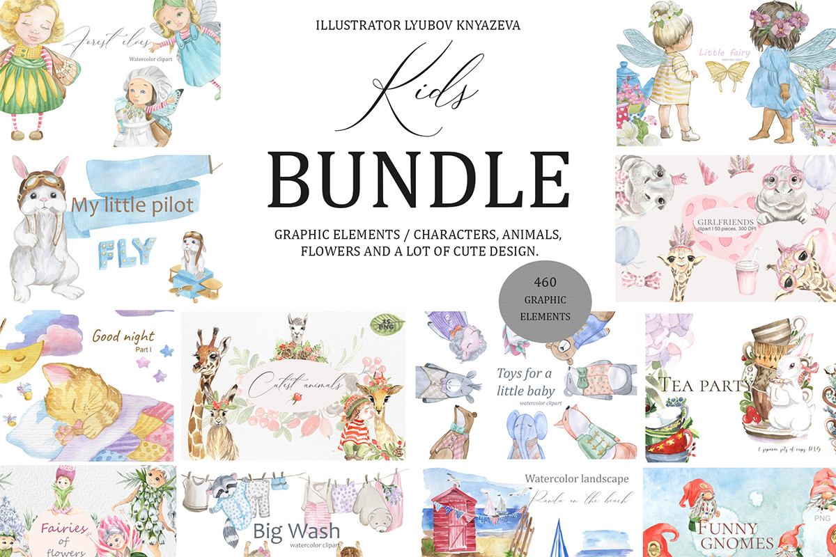 Kids Bundle Free Download