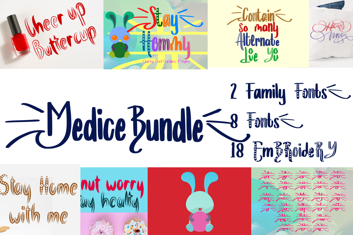 Medice Bundle Free Download