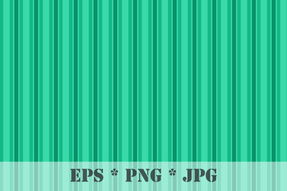 Download Free Pattern Green Bright Vector Stripes Graphic By Graphics Farm for Cricut Explore, Silhouette and other cutting machines.