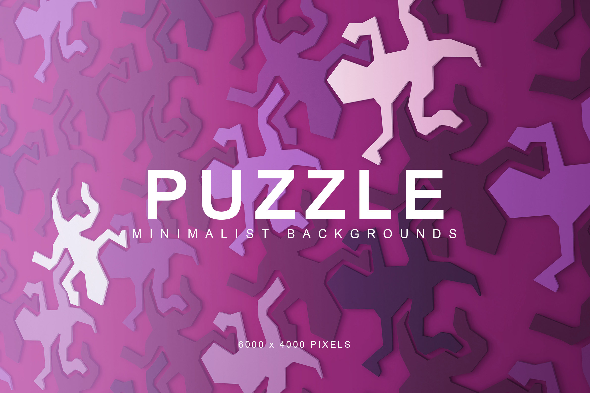 Download Free Puzzle Abstract Backgrounds Grafik Von Artistmef Creative Fabrica for Cricut Explore, Silhouette and other cutting machines.