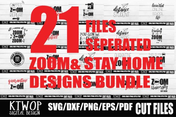 Print on Demand: Stay at Home Bundle  By Mr.pagman