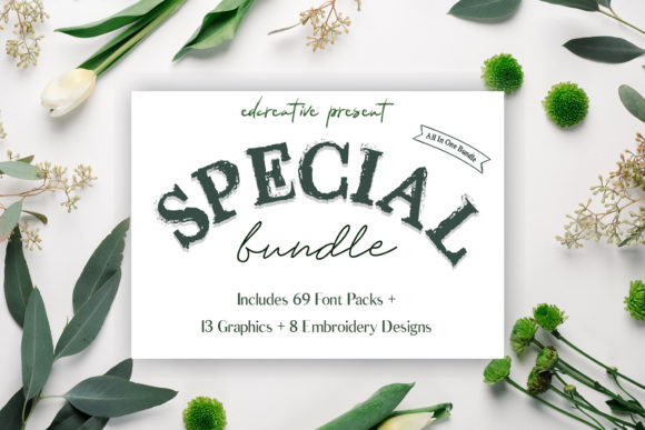 Print on Demand: The Special All-in-One Bundle  By ed.creative