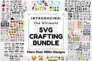 The Ultimate SVG Crafting Bundle Bundle By redearth and gumtrees