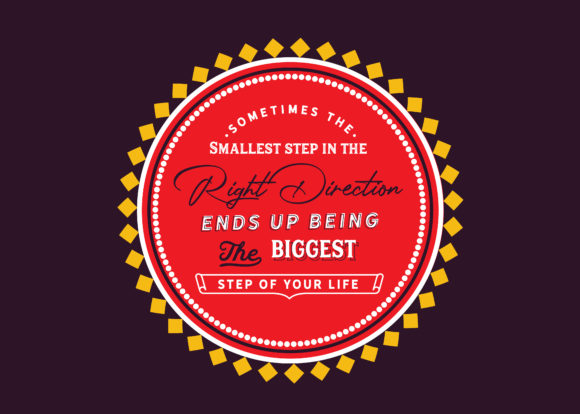 Download Free The Biggest Step Of Your Life Graphic By Baraeiji Creative Fabrica SVG Cut Files
