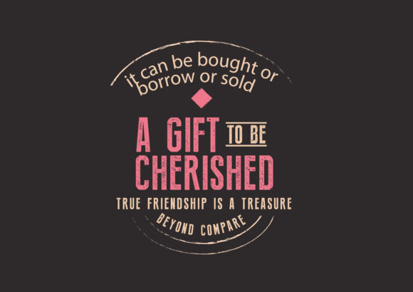 Download Free A Gift To Be Cherished Graphic By Baraeiji Creative Fabrica for Cricut Explore, Silhouette and other cutting machines.