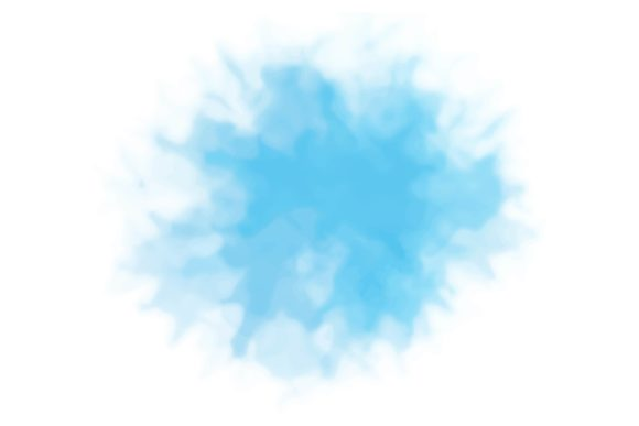 Download Free Blue Color Abstract Aqua Smudges Graphic By Frog Ground for Cricut Explore, Silhouette and other cutting machines.