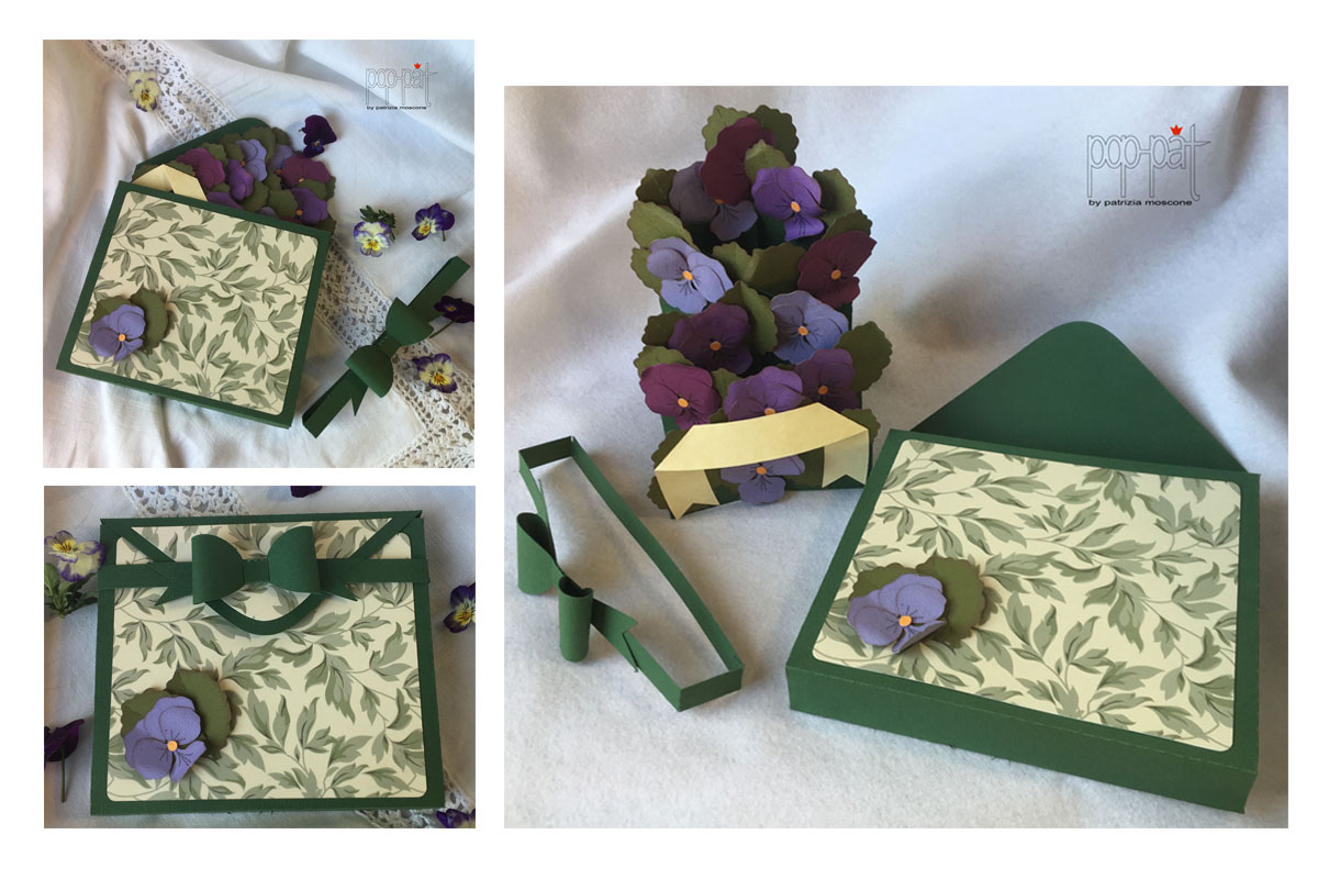 Download Free Cascade Violets Graphic By Patrizia Moscone Creative Fabrica for Cricut Explore, Silhouette and other cutting machines.