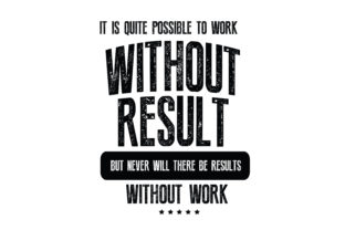 Download Free It Is Quite Possible To Work Graphic By Baraeiji Creative Fabrica for Cricut Explore, Silhouette and other cutting machines.