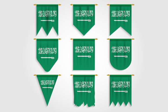 Download Free 14 Curve Flag Designs Graphics for Cricut Explore, Silhouette and other cutting machines.