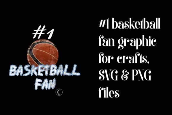 Download Free 1 Basketball Fan For Crafts Graphic By A Design In Time for Cricut Explore, Silhouette and other cutting machines.