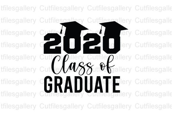 Download Free 1 2020 Class Of Graduate Svg Designs Graphics for Cricut Explore, Silhouette and other cutting machines.