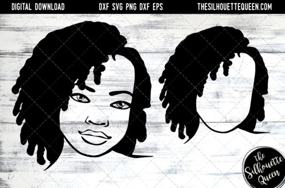 Download Afro Hair - Short Kinky Curls