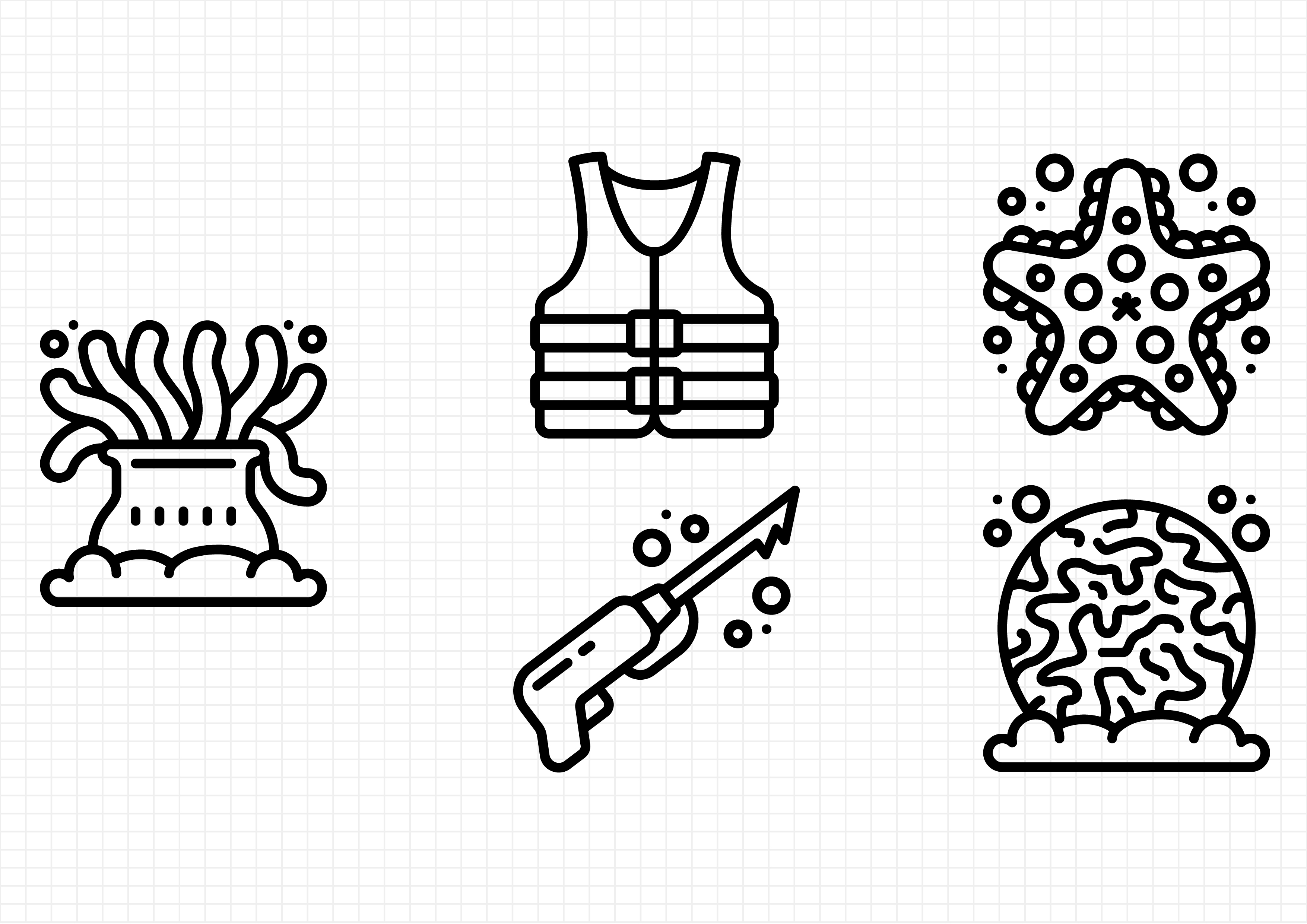Download Free Diving Graphic By Gantengagif7 Creative Fabrica for Cricut Explore, Silhouette and other cutting machines.