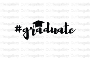 Download Free Graduate Graduation 2020 Graphic By Cutfilesgallery Creative for Cricut Explore, Silhouette and other cutting machines.