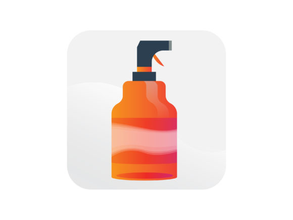 Download Free Hand Sanitizer Icon Graphic By Samagata Creative Fabrica PSD Mockup Template